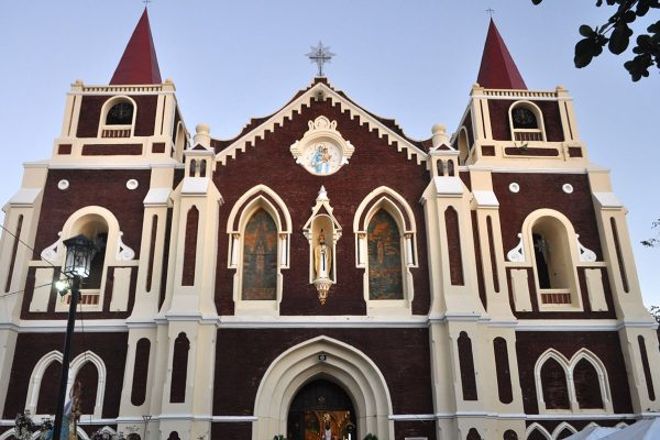 The Saint Augustine Parish Church, Bantay, Ilocos Sur (photo by Eden A. Alviar)