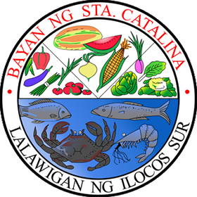 Santa Catalina, Ilocos Sur Municipal Seal