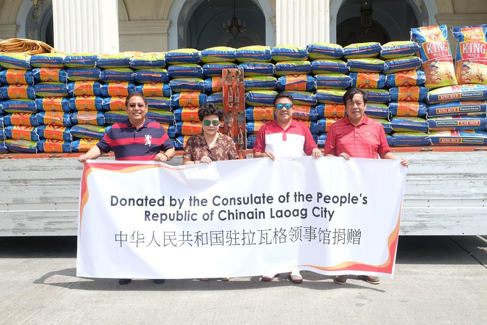 China consulate in Laoag City