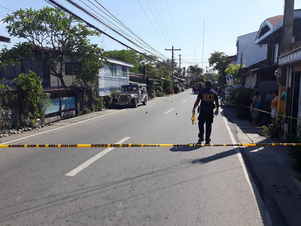 Drug personality killed in Vigan City, Ilocos Sur