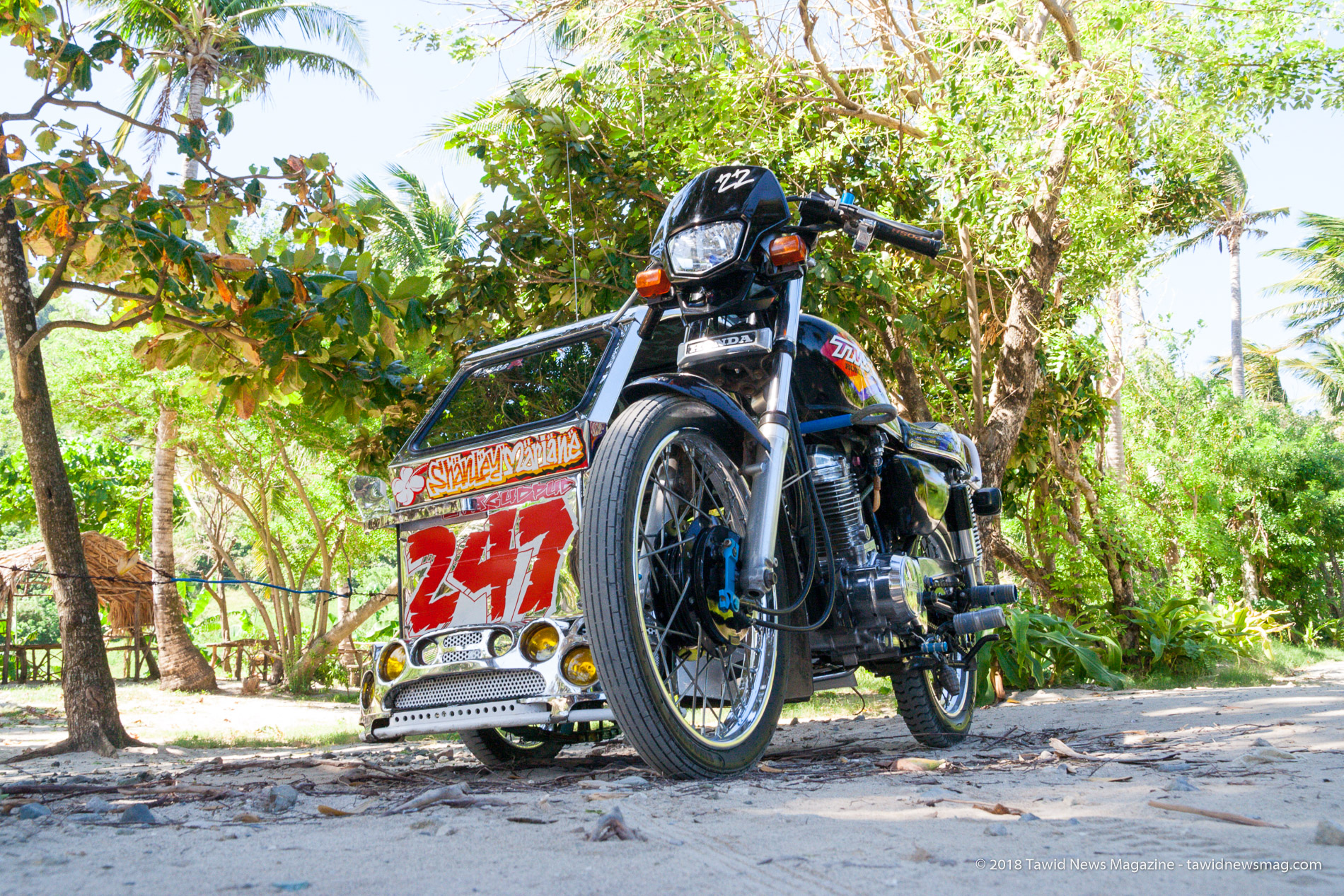 Tricycle (stock photo by TNM)