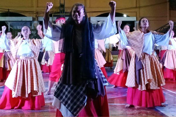 San Juan NHS wins town street dancing showdown