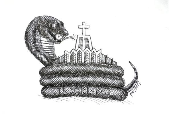 Editorial cartoon Feb. 4, 2019