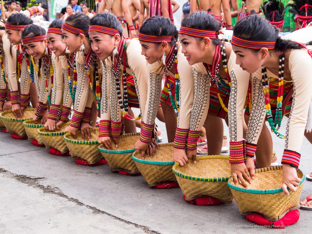 FILE PHOTO: Kannawidan Festival 2018 street dancing competition (photo by Jasper A. Espejo)