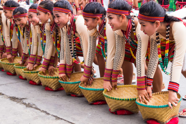 FILE PHOTO: Kannawidan Festival 2018 street dancing competition (photo by Jasper A. Espejo)