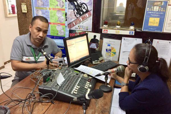 Joseph Manuel information officer of PhilHealth in the Ilocos
