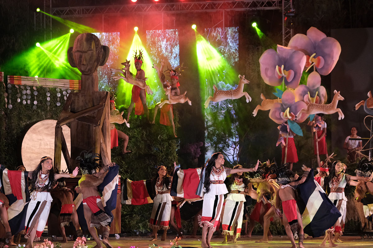 The Municipality of Nueva Era finally captures 'Tan-ok' grand championship (photo Alaric M. Yanos, PGIN-CMO)