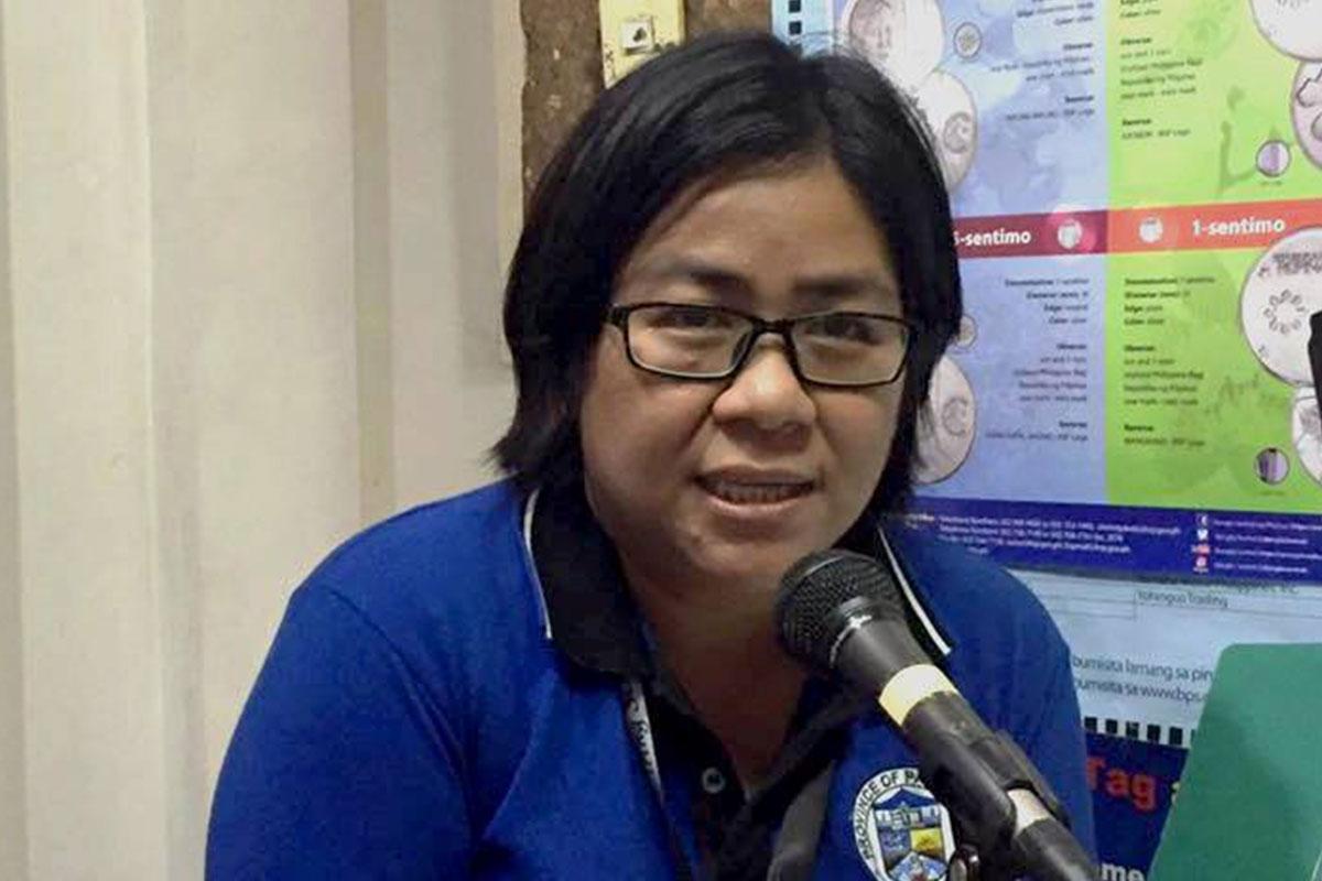 Karen Lois Dela Cruz, nurse of Pangasinan Provincial Health Office (PHO)