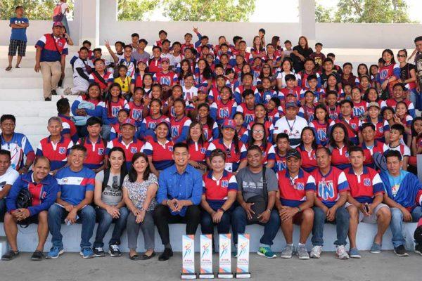 Ilocos Norte bags 4 R1AA trophies. (photo by Alaric M. Yanos, PGIN-CMO)