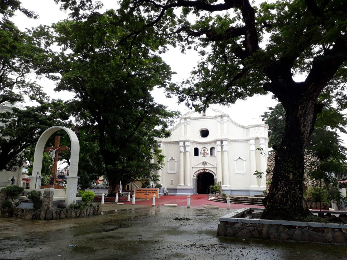 Saint Augustine Church, Tagudin, Ilocos Sur (photo by Jasper A. Espejo)