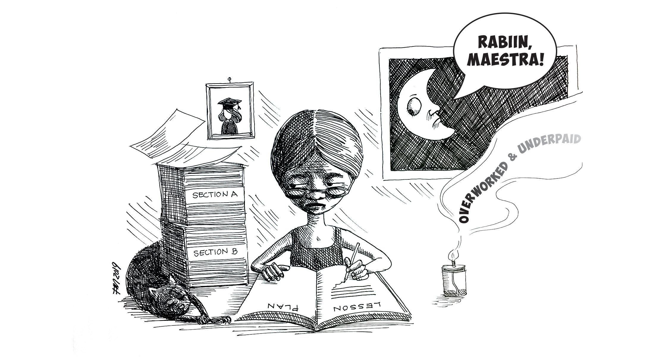 Editorial cartoon June 10, 2019